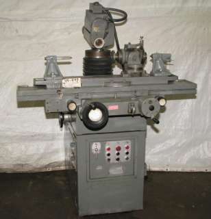 Cincinnati Tool & Cutter Grinder Model 2MT