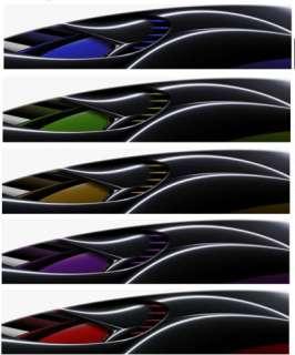 RACE CAR GRAPHICS Vinyl Decal IMCA Late Model SCCA 2011
