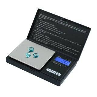 American Weigh Signature Series Black AWS 100 Digital Pocket Scale