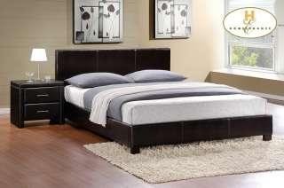 Zoey Eastern King Platform Bed by Homelegance #5790K 1E