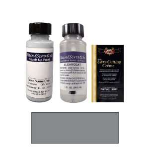 Oz. Dark Silver Metallic (trim) Paint Bottle Kit for 1995 Jeep All