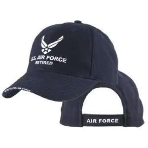 Air Force Retired Low Profile Cap