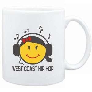 Mug White  West Coast Hip Hop   female smiley  Music
