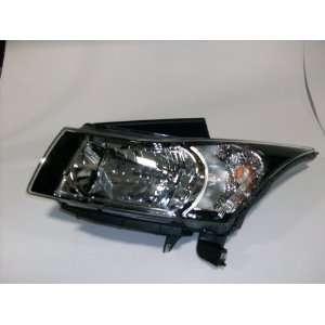 11 12 Chevy Cruze Headlamp Front Left Driver Side Headlight GENUINE GM