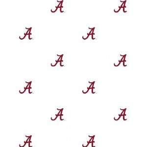 Alabama Crimson Tide Licensed Wallpaper