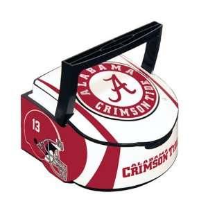 NCAA Alabama Bama Crimson Tide Cooler Football Tailgate