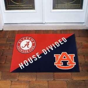 Auburn Tigers vs. Alabama Crimson Tide 20 x 30 Indoor