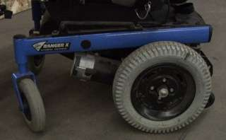 Action Ranger X Storm Series Electric WheelChair