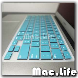 METALLIC BLUE Keyboard Cover Skin for Macbook Air 13
