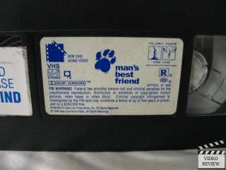 Mans Best Friend VHS Ally Sheedy, Lance Henriksen