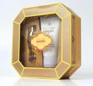 VICTORIAS SECRET GIFT BOX SET DREAM ANGELS PERFUME BODY LOTION EAU DE