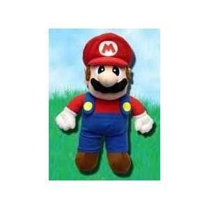 Nintendo Super Mario 16 Plush Toy Toys & Games