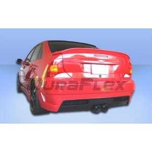 Ford Focus 00 04 4DR PRO DTM Duraflex Rear Bumper Automotive
