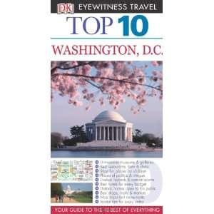 Washington Dc (Eyewitness Top 10) (9781405348355) Ron