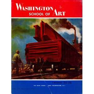 Washington School of Art (Lessons 25 26) N. A. Mario