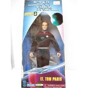 Star Trek Warp Factor Series 9 Lt. Tom Paris Toys