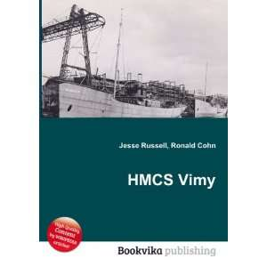 HMCS Vimy Ronald Cohn Jesse Russell Books