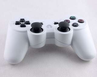 Silver 6AXIS Wireless Bluetooth Controller for Sony PS3