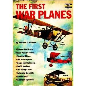 The First War Planes (Fawcett #460) William Edmund Barrett Books