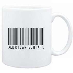 Mug White  American Bobtail BARCODE  Cats