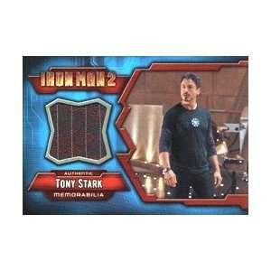 Iron Man 2   Tony Starks (Robert Downey, Jr.) Shirt Costume Card IMC