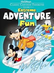 Walt Disneys Classic Cartoon Favorites   Volume 7 Extreme Adventure