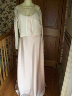 Alfred Angelo 13/14 Bridesmaid Mother Bride Dress Pink