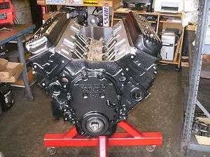 Chevrolet 350 Vortec Vin R Truck Complete Engine