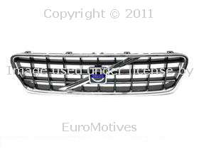 Volvo s60 (05 06) front radiator Grille assy (OEM) new