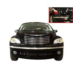 Auto Tech PT248 PTWoody Chrysler PT Cruiser Chrome Bumper