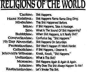 Rude Shirts Funny Religions Joke Printed T Shirt S 5X
