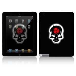 Apple iPad 2, New iPad 3 Decal Skin Sticker   Samurai