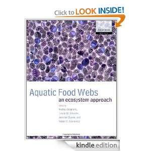 Aquatic Food Webs: An Ecosystem Approach: Andrea Belgrano, Ursula M