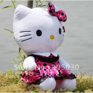 hello kitty plush doll for xmas 75cm purple color k750 Toys & Games