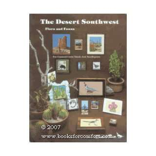 : The Desert Southwest, Flora and Fauna: Quail Run Needlepoint: Books