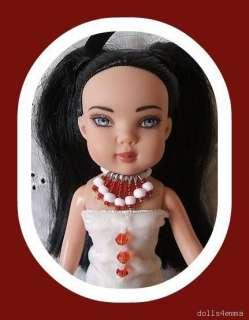SALE OOAK Fashion & JEWEL 4 KICKITS Doll & TINY BETSY McCALL Doll