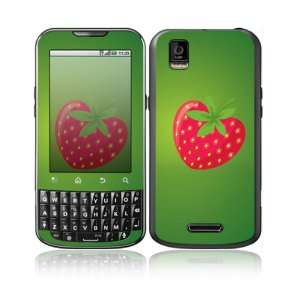 StrawBerry Love Design Decorative Skin Cover Decal Sticker