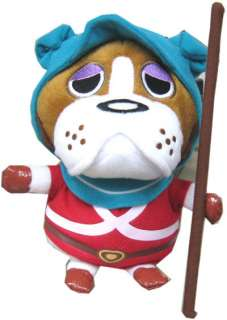 NEW Animal Crossing Stuffed Plush Doll Toy MONBAN SAN B 6
