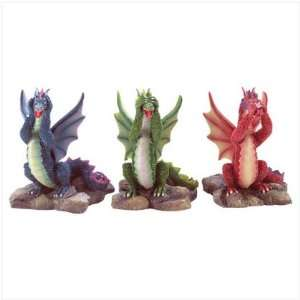 No Evil Dragons: Toys & Games