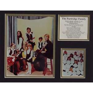 The Partridge Family TV Show Picture Plaque Framed Home