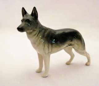 BESWICK, ALSATIAN GERMAN SHEPHERD DOG, ULICA of BRITTAS