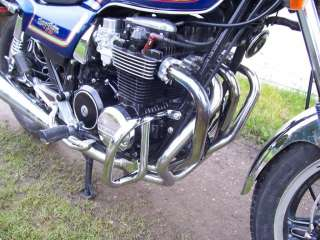 HONDA CB650 NIGHTHAWK Crash Bars Engine Bars 1982 85.