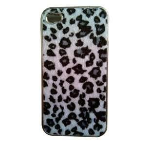 4g White & Black 3d Tiger skin spot Design Cell Phones & Accessories