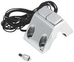 Arlen Ness Petite Switch Clamp (Hand Controls) [260350]