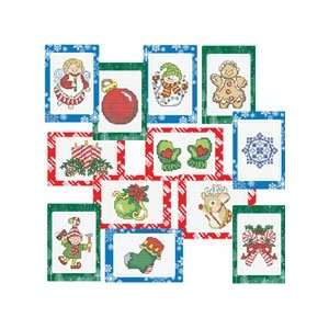 Greeting Cards Counted Cross Stitch Kit: Arts, Crafts & Sewing