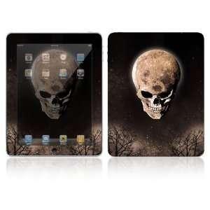 Apple iPad Decal Skin   Bad Moon Rising