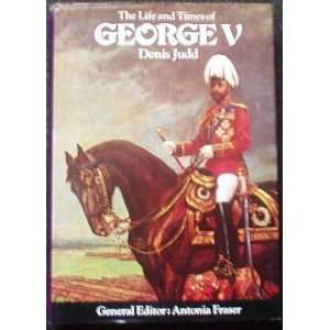 Kings & Queens) Denis Judd 9780297765783  Books