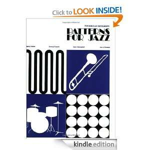 Patterns for Jazz : Bass Clef: Jerry Coker:  Kindle Store
