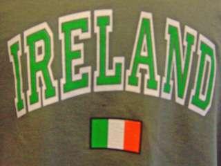 Ireland Flag Irish T Shirt Green New Sz M,L,XL