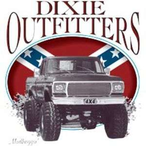 Dixie Rebel Mudding FORD MUDBOGGIN TRUCK